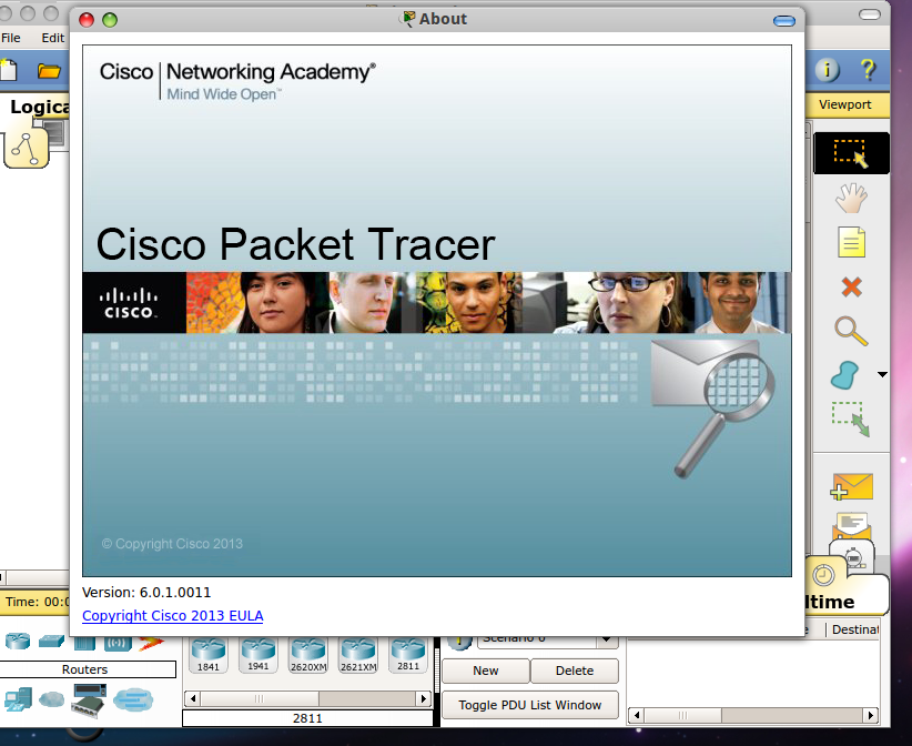 cisco packet tracer 5.3 free  softpedia